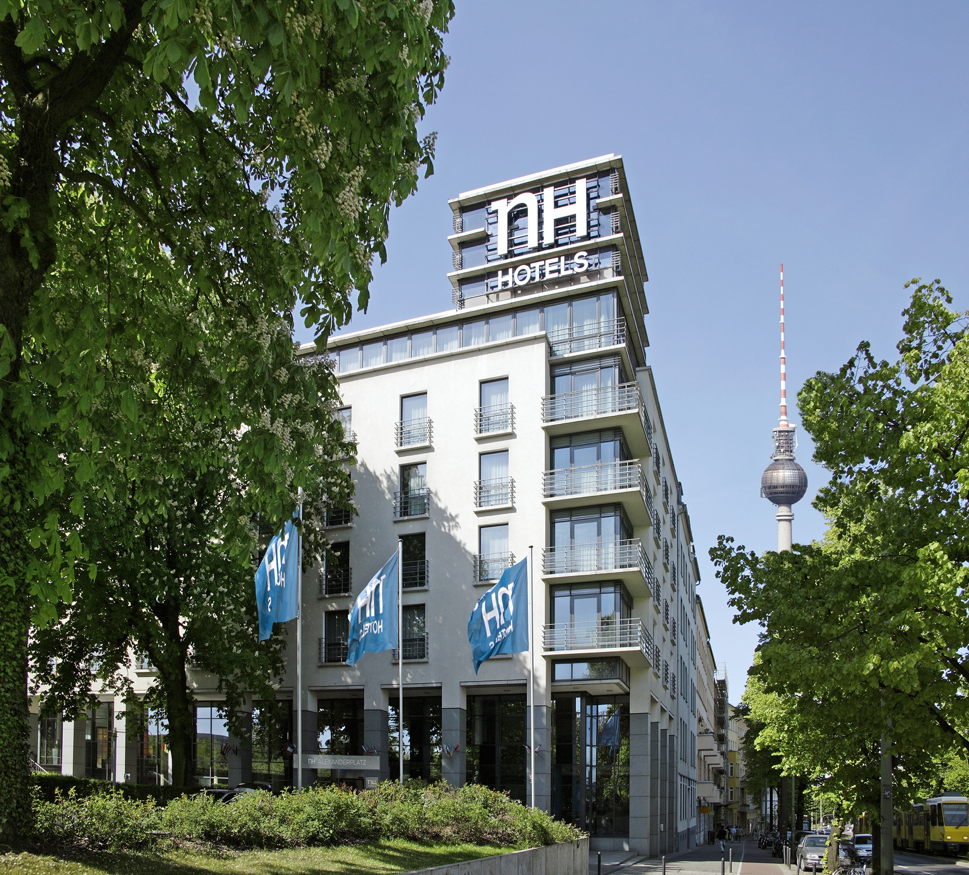 Roundtable strategische planung for Alexanderplatz hotel